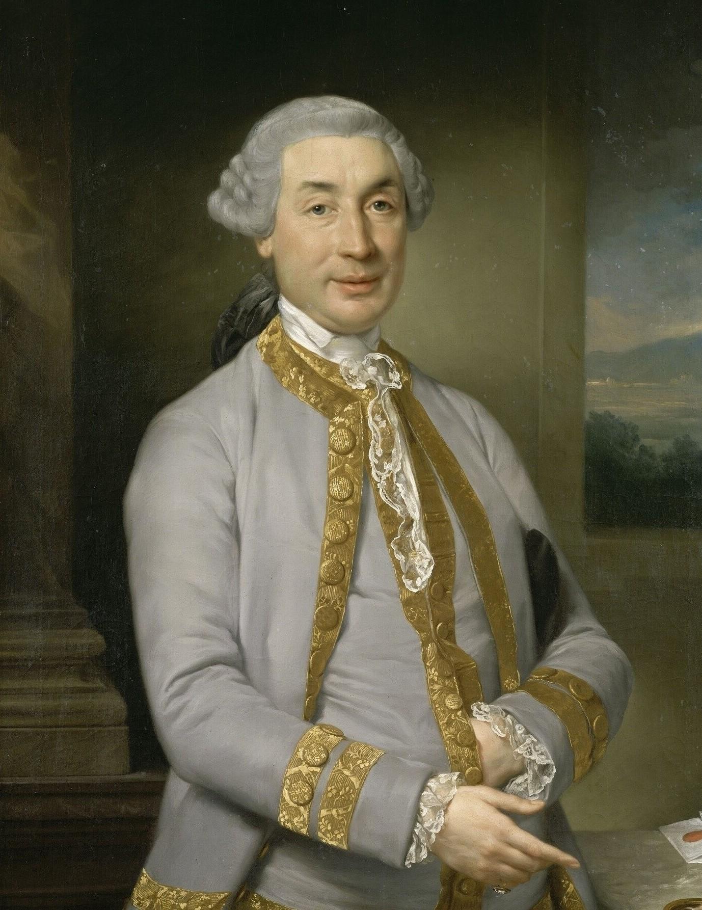 Vater von Napoleon